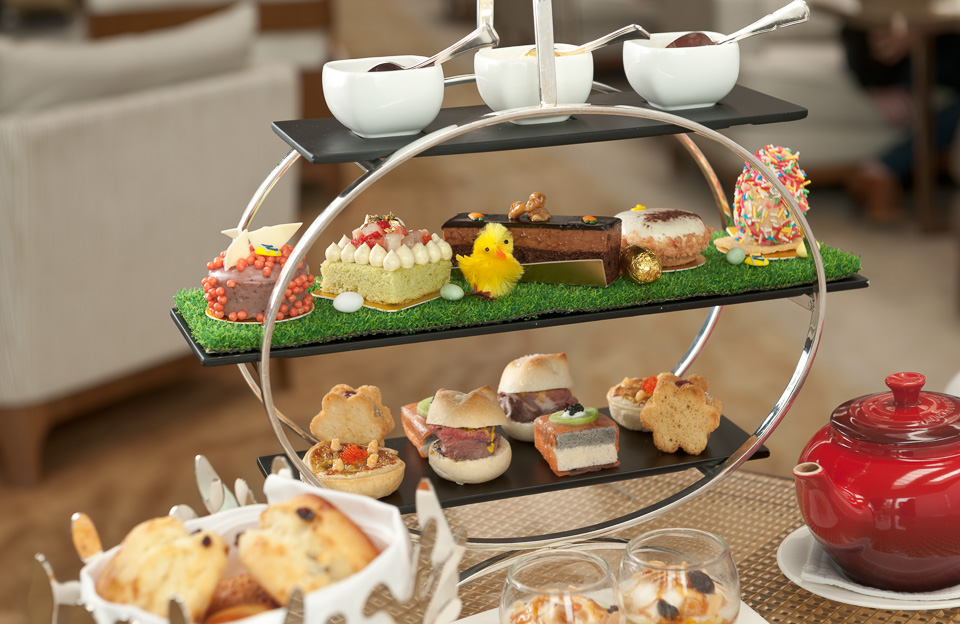 Easter Tea Set - InterContinental Hong Kong
