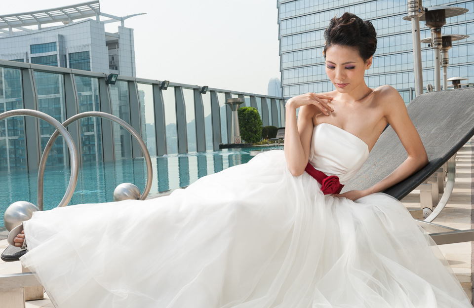 W Bride - Wet Deck