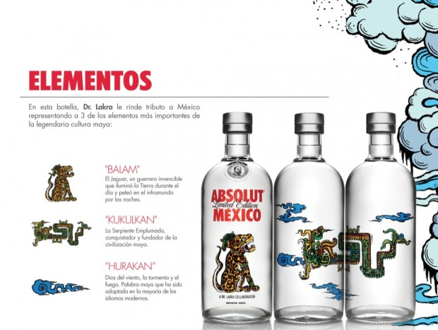 Absolut Mexico Limited-edition Bottles