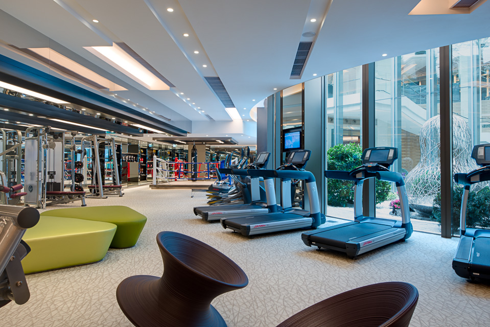 Fitness Centre - Residents' Clubhouse