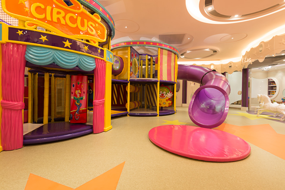 Playroom - Residents' Clubhouse