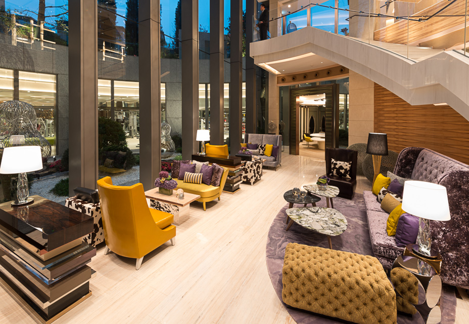 Atrium - Residents' Clubhouse