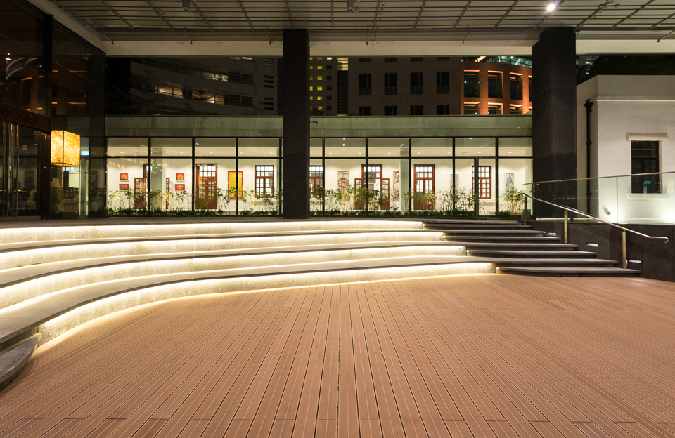 New event space at Asia Society Hong Kong Center