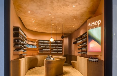 Aesop IFC Storefront